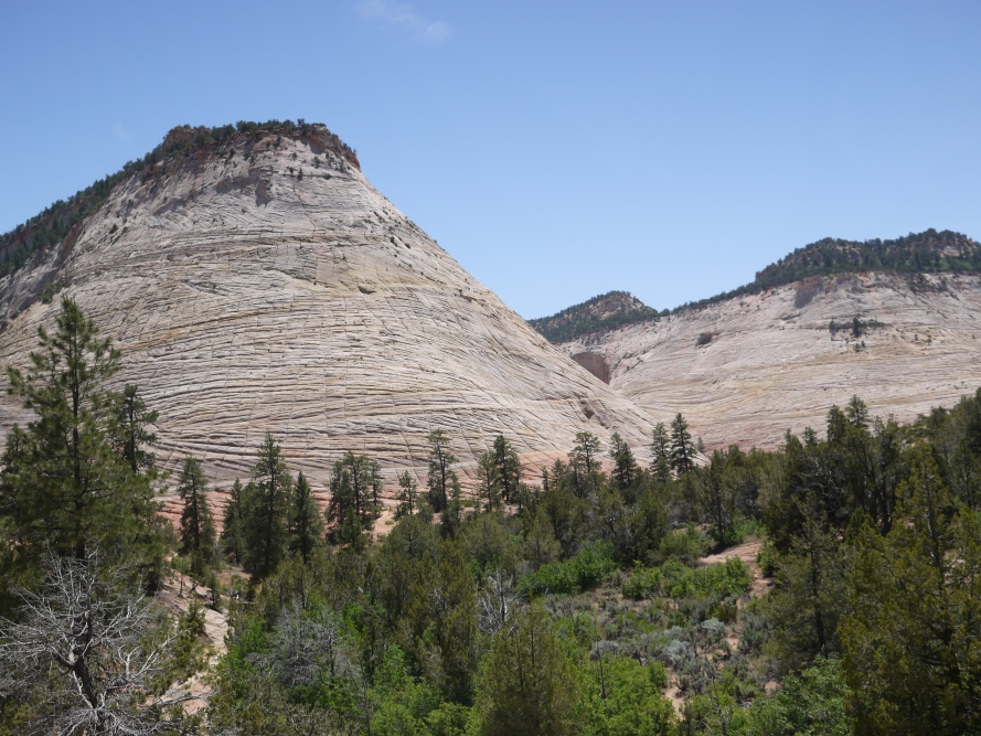 Checkerboard Mesa. Wouldn't this be the perfect spot to build a Senior Citizen Center?