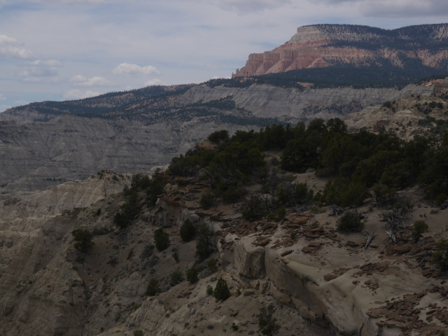My wife and I continued our road trip through Utah, exploring scenic highways and the Grand Staircase-Escalante National Monument. Tributes to John Wesley Powell and other explorers that came before us can be found at various highway viewpoints.