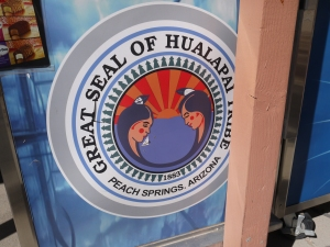 Great Seal of the Hualapai Tribe.