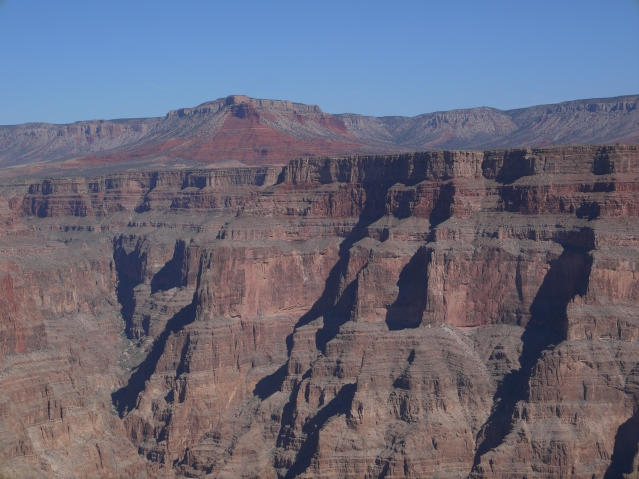 Northern rim of the Grand Canyon, from Guano Point.