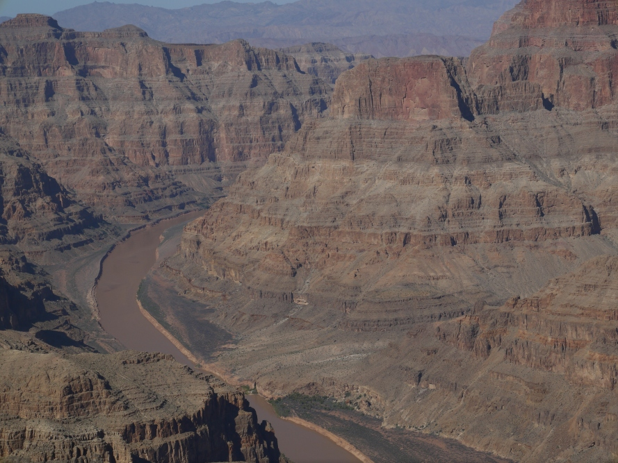 The Colorado River from Guano Point.